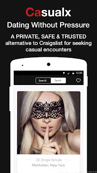 CasualX: Casual Dating, Hookup