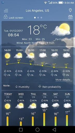 Weather  screenshots 7