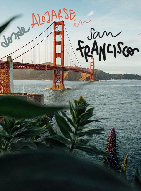 mejores zonas para alojarse en San Francisco