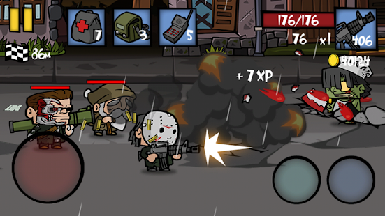Zombie Age 2: Survival Rules - Offline Shooting Screenshot