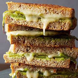 Chile Relleno Grilled Cheese.