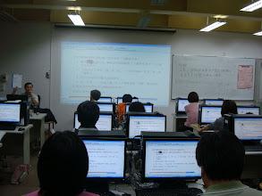 Photo: 20111003頭份(一)電腦軟體應用與實作MS Office Word與Excel003