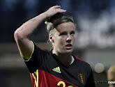 Laura Deloose is de rechtsback van de Belgian Red Flames en Anderlecht