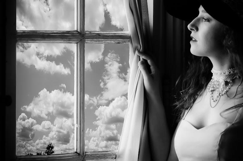 Nuvole alla finestra di Pier Gatti photography