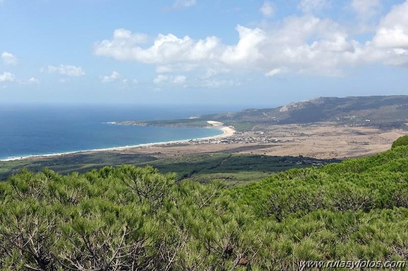 Los Algarbes - Betijuelo - San Bartolomé - Punta Paloma - Duna de Valdevaqueros