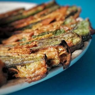 Kurkuri Bhindi - Crispy Air Fried Okra