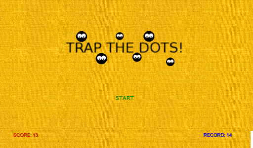 Trap The Dots