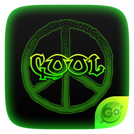 Cool GO Keyboard Theme & Emoji 個人化 LOGO-玩APPs
