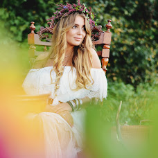 Wedding photographer Marina Iudin (milovelydream). Photo of 15.10.2015
