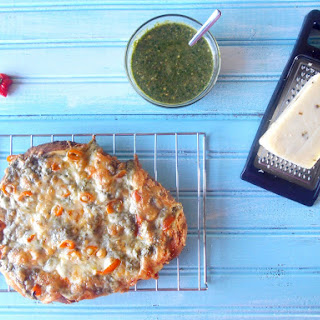 Flatbread Recipe For Meatless Monday