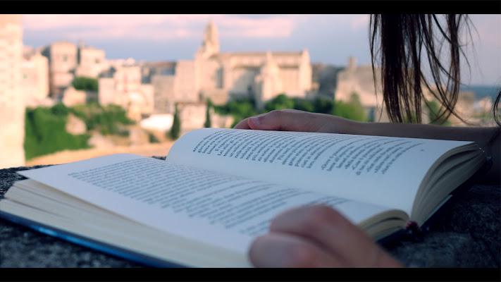 La lettura astratta di Michele Meliddo