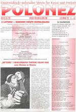Photo: PPwA POLONEZ nr 12, strona 1.