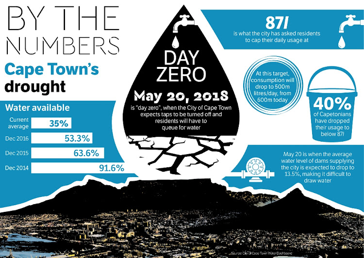 Image result for day zero cape town
