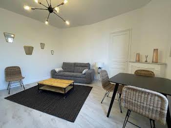 Appartement meublé 2 pièces 47,77 m2