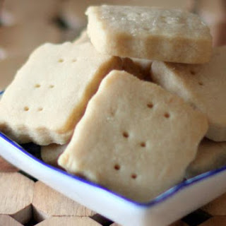 Basic Butter Shortbread