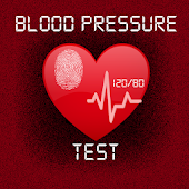 Fingerprint Blood Pressure Fun