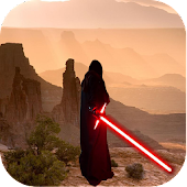 Red Lightsaber Theme Star War