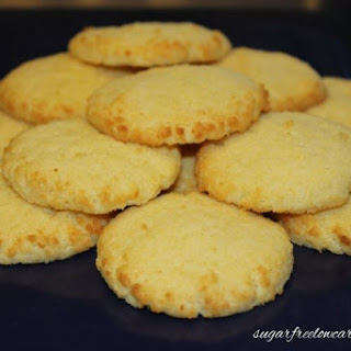 Basic Coconut Flour Cookies.