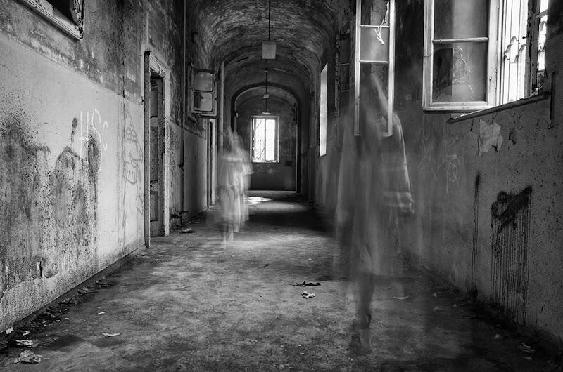 Fantasmi nell'ex manicomio di mombello di BASTET-Clara