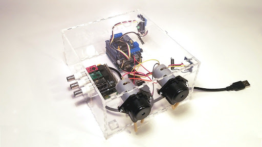 HydroBot Open Source Hydroponics Controller