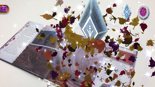 Frozen Book with Digital Magic 2