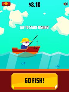 Gehen Sie fischen!