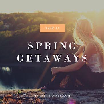 Spring Getaways - Instagram Post Template