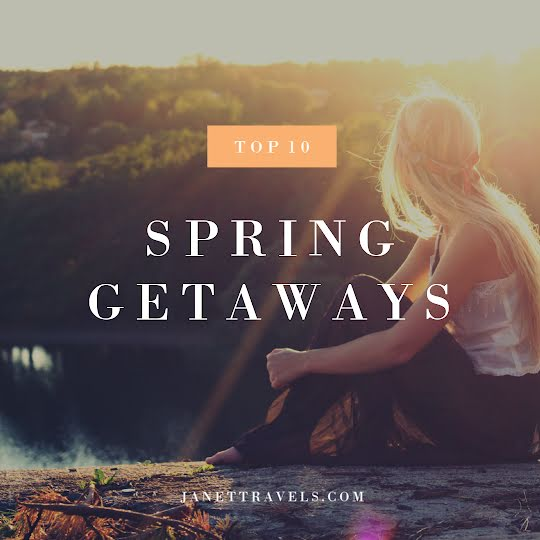 Spring Getaways - Instagram Post Template