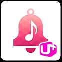 뮤직벨링[LGU+]벨소리,필링,MP3,뮤직,음악,컬러링 icon