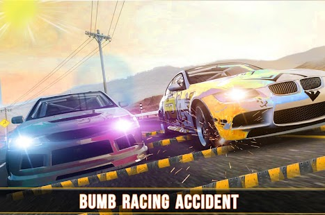Speed Bump Car Crash Challenge: Smash Car Stunts Screenshot