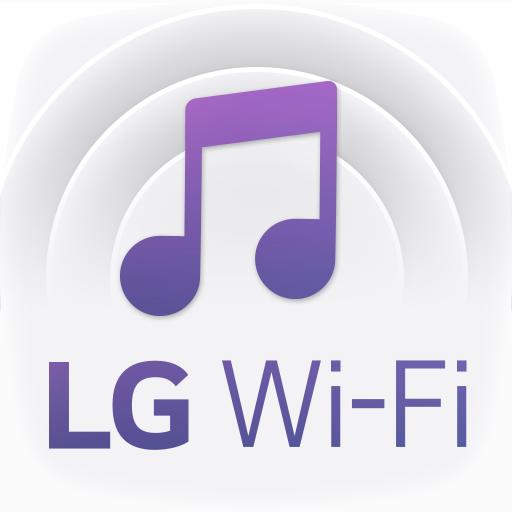 LG Wi-Fi Speaker