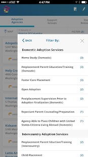 Foster Care Adoption Directory- screenshot thumbnail