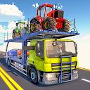Car Transporter Truck Driver:Cargo Plane Simulator 1.2