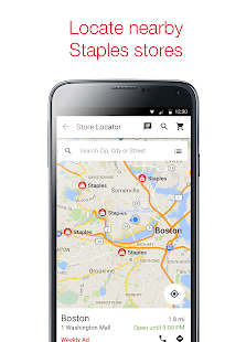 Staples® -Daily Deals & Sales- screenshot thumbnail