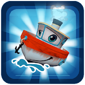 Funny Boat Racing For Kids