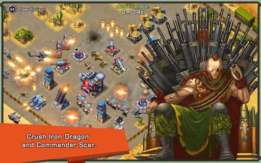 Iron Desert - Fire Storm screenshot 20