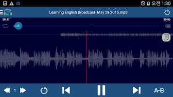 Screenshot of Auto Repeat Player - listening