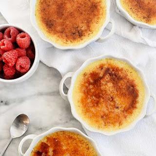 Easy Crème Brulee