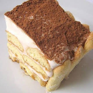 Daring Bakers Challenge Tiramisu.