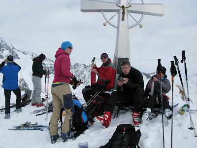 Gipfel Figerhorn
