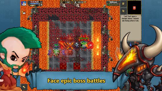 TibiaME MMO Screenshot 10