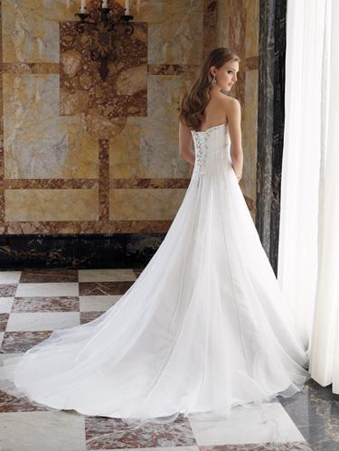 Adorable White-Wedding Dresses