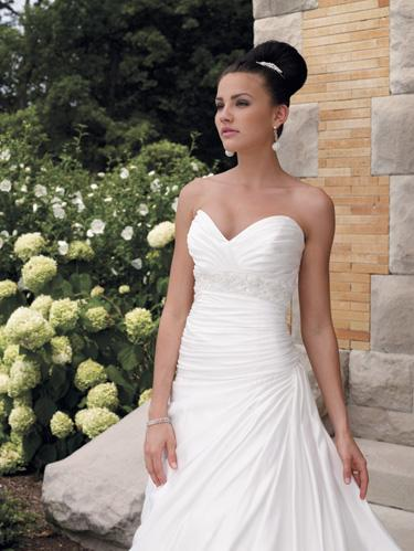 Elegant Bridal Gown / Women Wedding Dresses 2010