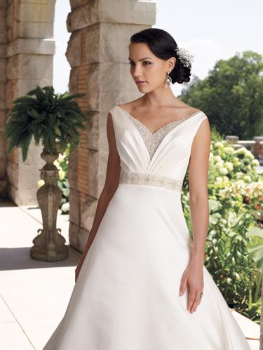 halter wedding gowns