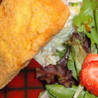 Breaded Pan-Fried Salmon Recipe