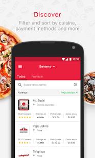 LimaDelivery.com - Order food - náhled