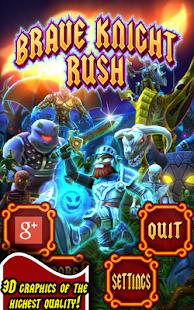 Brave Knight Rush- screenshot thumbnail