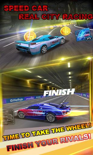 高速车真正的赛车