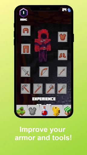 MiniCraft Clicker android2mod screenshots 5