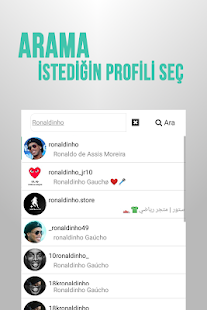 Fully - Profil resmi büyüt/indir for instagram Screenshot